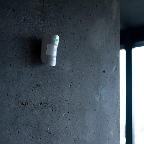 Ajax MotionProtect, detektor gibanja