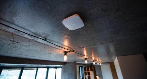 Ajax FireProtect, detektor dima
