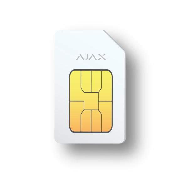 SIM kartica AJAX.connect - 5 let