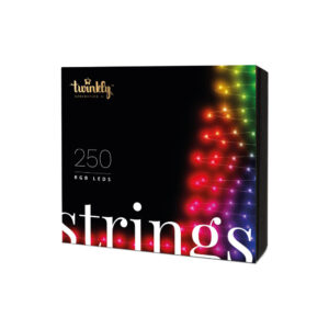 Twinkly™ Pametne lučke XL set 250 LED