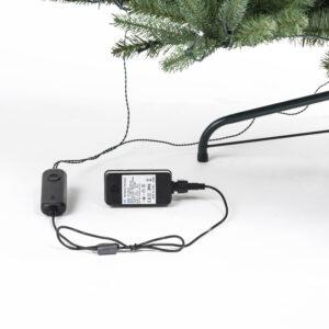 Twinkly™ Pametne lučke - že osvetljeno drevo 400 LED (AWW)