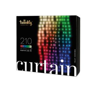 Twinkly™ Pametne lučke - zavesa 210 LED
